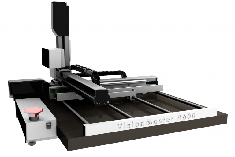 A600 Automatic 3D Metrology System
